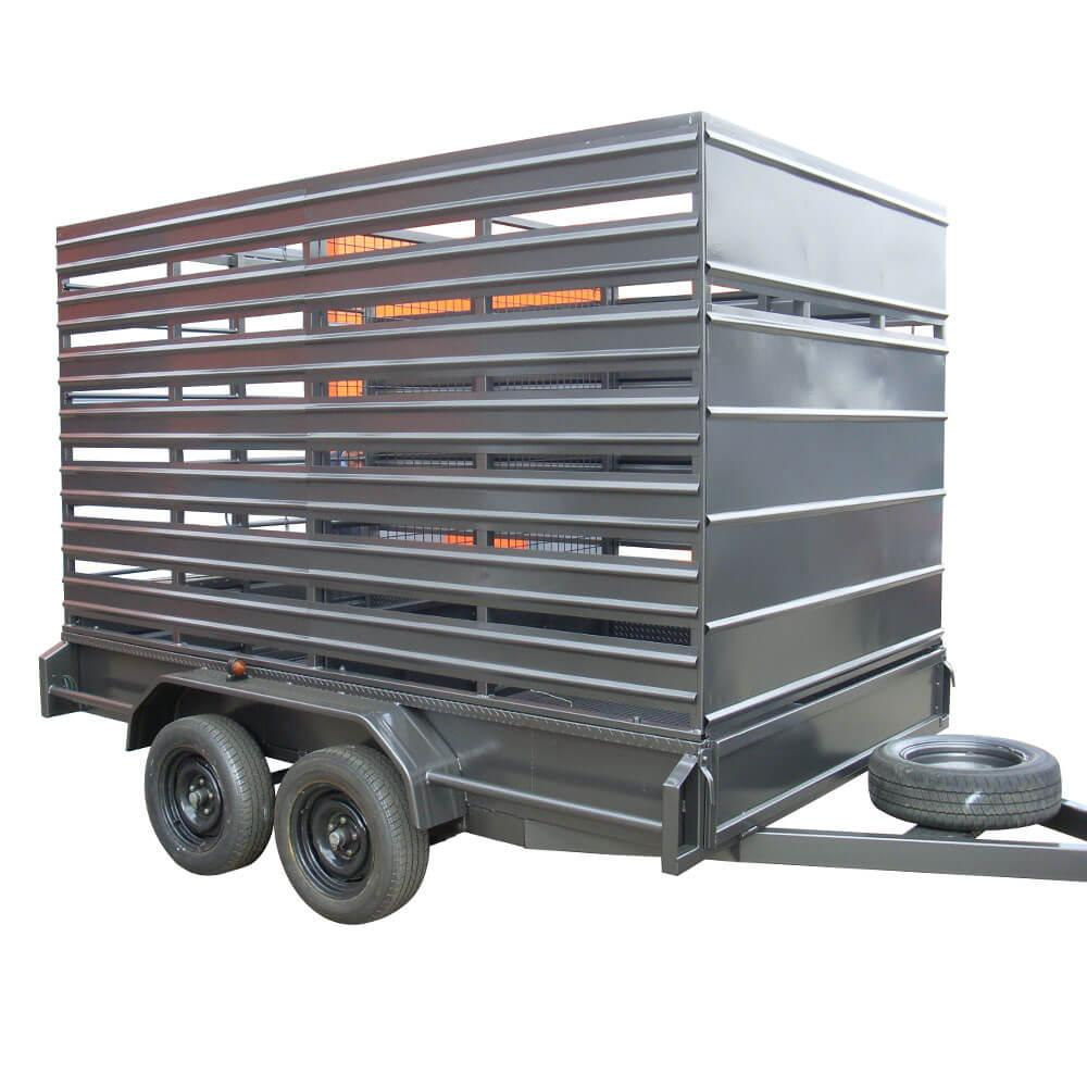Cattle Cage Trailer 1