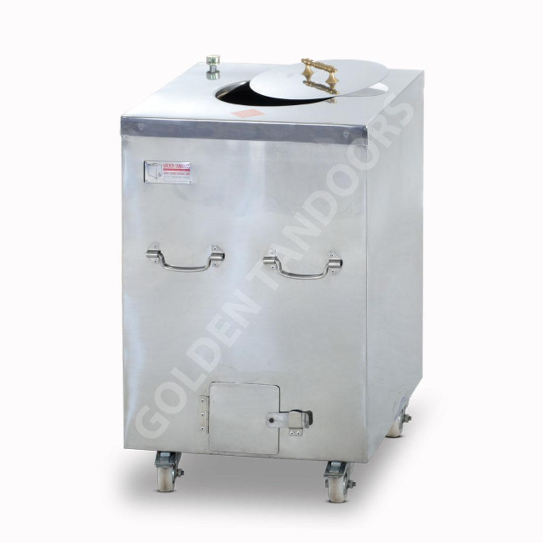 GT-610 Charcoal Tandoor Oven Square