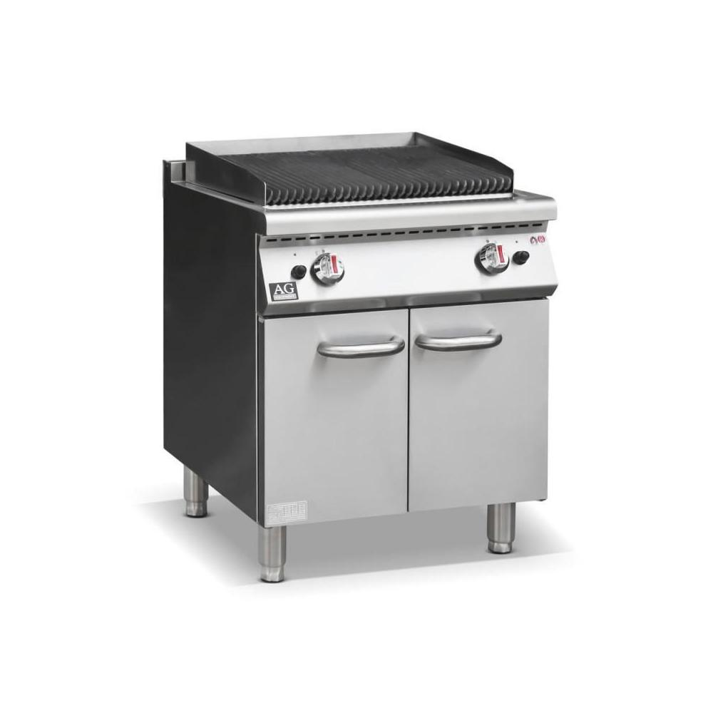 Gas Char Grill - Two Burner (LPG)