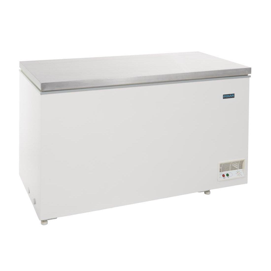 Polar Chest Freezer 390Ltr