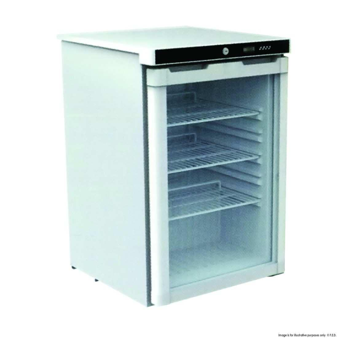Chiller With Glass Door Capacity 85l - FED85G